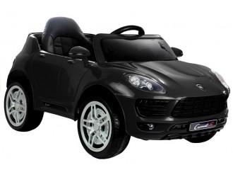 2019 Masina electrica Cornet S culoare neagra cu 2 motoare