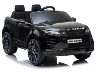 6596 Masina electrica Range Rover Evoque culoare neagra cu 2 motoare