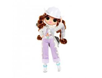 """567233 Игровой набор с куклой L.O.L. Surprise! серии O.M.G. Remix"""" - Леди-Кантри"""""""