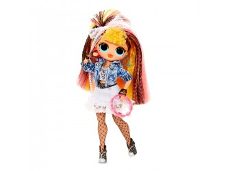 """567257 Игровой набор с куклой L.O.L. Surprise! серии O.M.G. Remix"""" - Диско-Леди"""""""