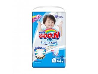 843097 Трусики-подгузники Goo.N для мальчиков 9-14 кг (размер L, 44 шт.)