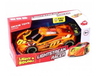 """3763002 Dickie  auto """"Lightstreac Recer """"20 cm"""