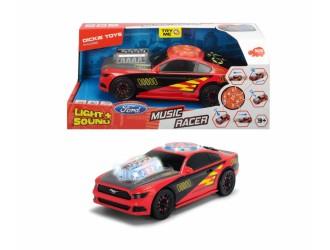 "3764003 Dickie  auto ""Music Racer ""23 cm"