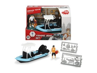 """3833004 Dickie  auto """"PL Fishing Boat """"20 cm"""