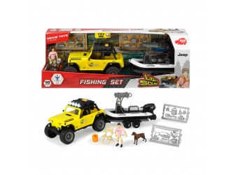 """3838001 Dickie auto PL""""Fishing"""" sun.lum 41 cm"""