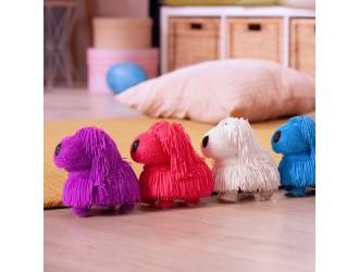 JP001-WB-PU Интерактивная игрушка Jiggly Pup - Озорной щенок (фиолетовый)