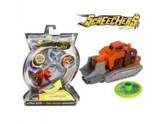 EU683224 Машинка трансформер Screechers Wild Rampede L2 Дикий скричер Рампид