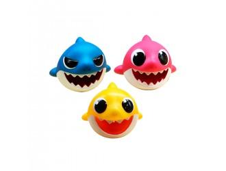 SFBT-1100 Set jucarii pentru baie 3 buc. Baby Shark  Familia vesela