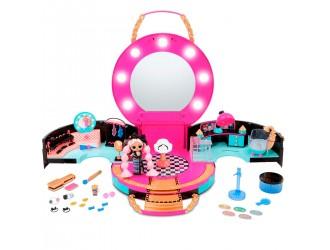 """571322 Игровой набор с куклой L.O.L. Surprise! серии J.K. - """"Салон красоты"""""""