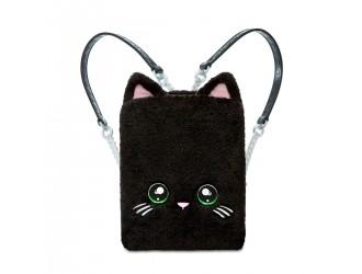 569749 Set Rucsac Pisica Neagra Na!Na!Na! Surprise 3 in 1 dormitor cu accesorii