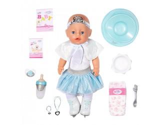 831250 Papusa bebelus Balerina-Fulgusor Baby Born 43 cm seria Imbratisari blande cu accesorii