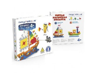 "MM-011 Magneticus  Set creatie"" Midi mozayka barca"""