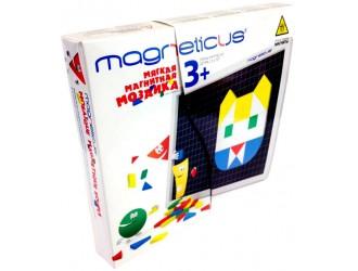 """MM-146 Magneticus  Set creatie """"Mozaic"""" 5 culori"""