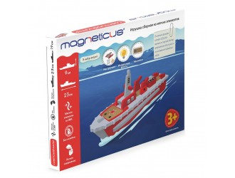 """TCN-007 Magneticus  constructor""""Barca"""""""