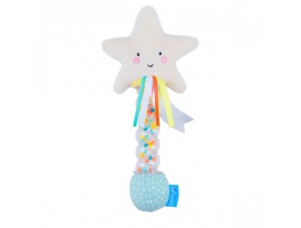 12645 Погремушка - Звездочка Taf Toys