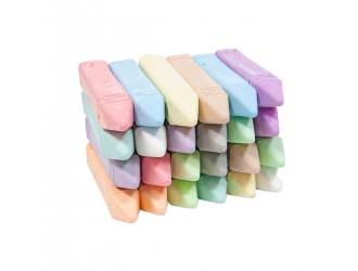 40079 Набор ароматных цветных мелков для рисования - Яркое лето (24 шт)