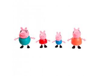 92610 Набор фигурок Peppa - Большая семья Пеппы S2