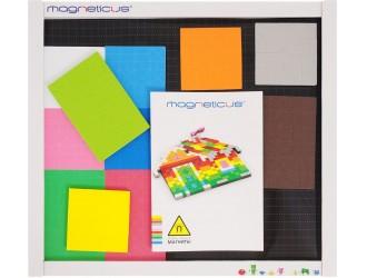 "MM-650 Magneticus  Set creatie ""Mozaic"" 654 el."