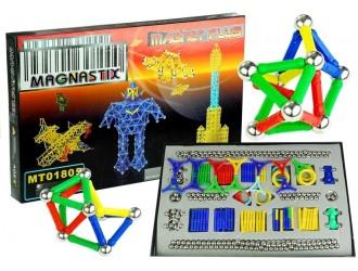 660 Set constructor magnetic Magnastix 560 elemente