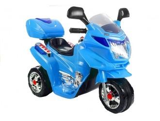 1778 Motocicleta electrica albastra HC8051