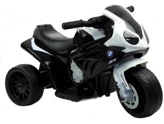 2540 Motocicleta electrica neagra BMW S1000RR