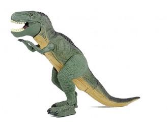 4077 Jucarie Dinozaur Tiranozaur Rex merge si scoate sunete