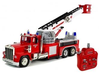 7062 Jucarie Masina de pompieri cu RC