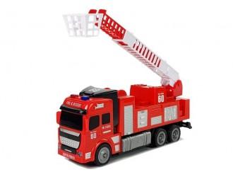 7222 Jucarie Masina de pompieri cu telecomanda RC