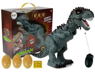 7229 Игрушка динозавр с дистанционным управлением
