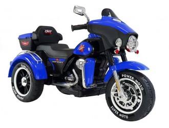 7280 Motocicleta electrica albastra SX138