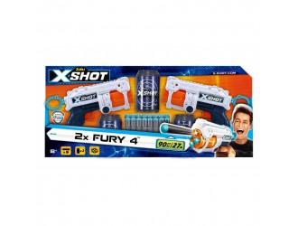 36329Z Set 2 Blastere EXCEL FURY 4 (2 blastere, 3 borc. 16 cartuse)
