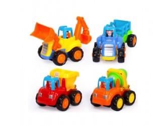 Hola Toys 326 Set de masini (4 buc.)