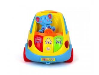 """Hola Toys 896 Jucarie muzicala """"Autobusul vesel"""""""