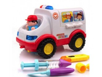 """Hola Toys 836 Masina """"Ambulanta"""""""