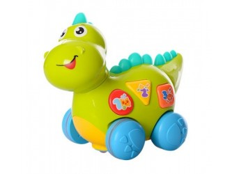 """Hola Toys 6105 Jucarie muzicala """"Dinozaur"""""""