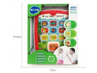 Hola Toys 3121 Tableta interactiva