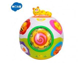 """Hola Toys 938 Jucarie interactiva """"Happy Ball"""""""