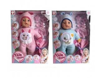 Yale Baby OP ДД01.195 Papusa cu accesorii  in sort.