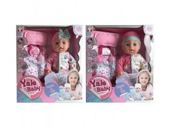 Yale Baby OP ДД01.190 Papusa cu accesorii  in sort.