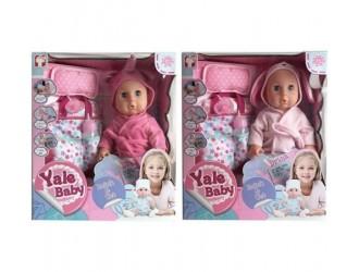 Yale Baby OP ДД01.192 Papusa cu accesorii  in sort.