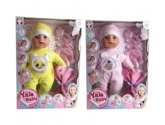 Yale Baby OP ДД01.194 Papusa cu accesorii  in sort.