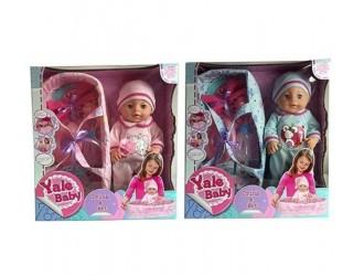 Yale Baby OP ДД01.186 Papusa interactiva cu accesorii  in sort.