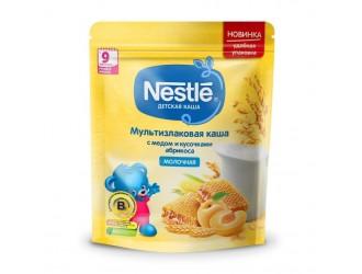 Nestle Terci din lapte meliticereale miere-caise 220 gr. (9 m +)