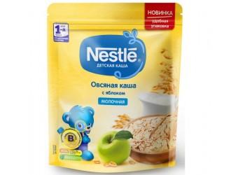 Nestle Terci de ovaz cu lapte si mere 220 gr. (5 m +) 12382857