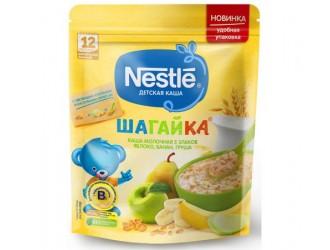 Nestle Terci 5 cereale din lapte Шагайка mere-pere-banana 220 gr. (12 m +)