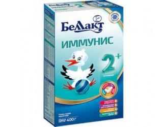 """БЕЛЛАКТ """"Иммунис 2+"""" (6-12) 400 гр."""