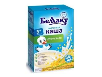 Беллакт terci de porumb cu lapte (5m+) 200 gr.