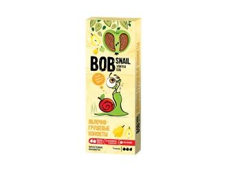 """Bob Snail Bomboane naturale """"Mere-Pere"""" (30 gr.)"""