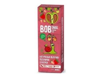 """Bob Snail Bomboane naturale """"Mere-Capsuni"""" (30 gr.)"""