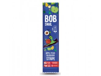 "Bob Snail Bomboane naturale ""Pere-Afine"" (14 gr.)"
